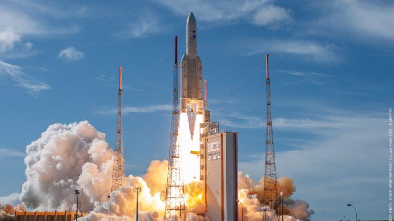 Coronavirus delays Europe's space rocket plans – EURACTIV.com