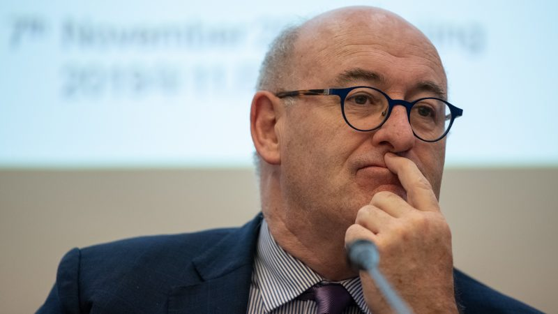 EU seeks trade truce with US amid virus crisis