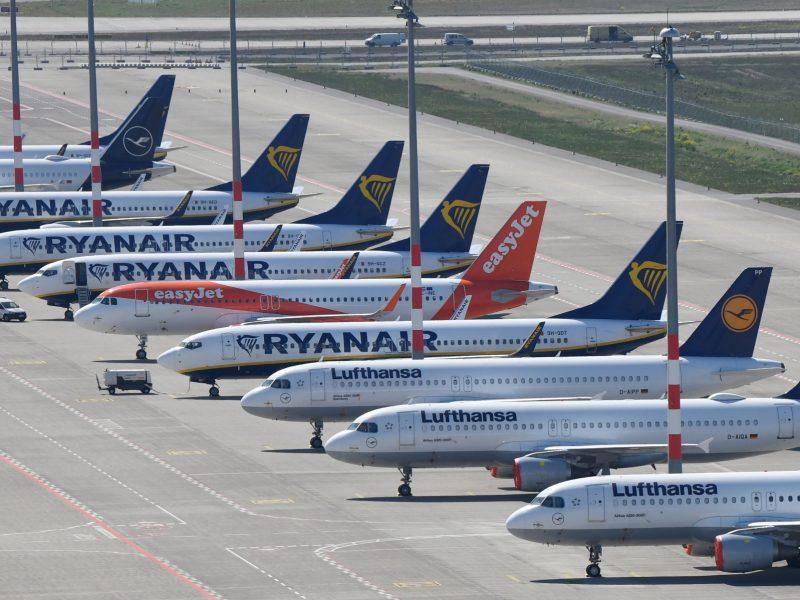 Lufthansa Eu