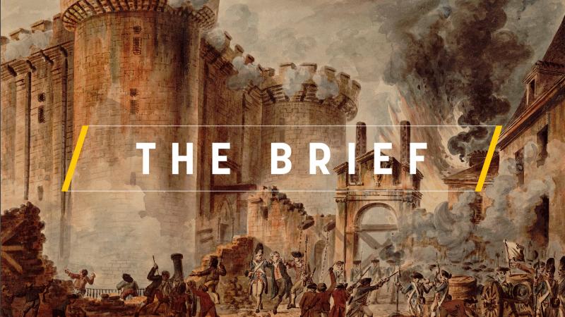 The Brief - Revolution in the air