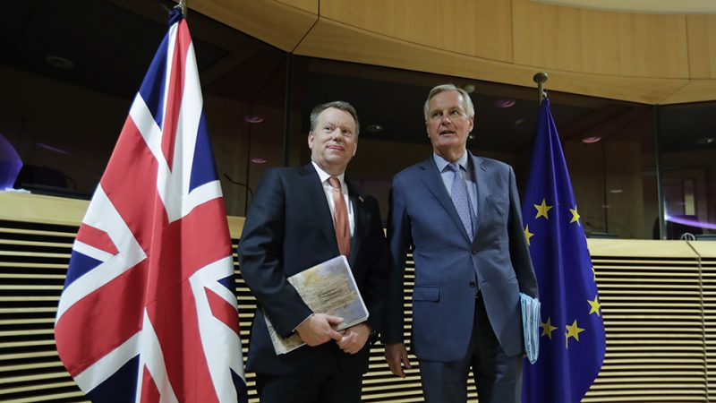UK PM Johnson Could Waive Brexit Trade Deal Deadline After Talks Progress