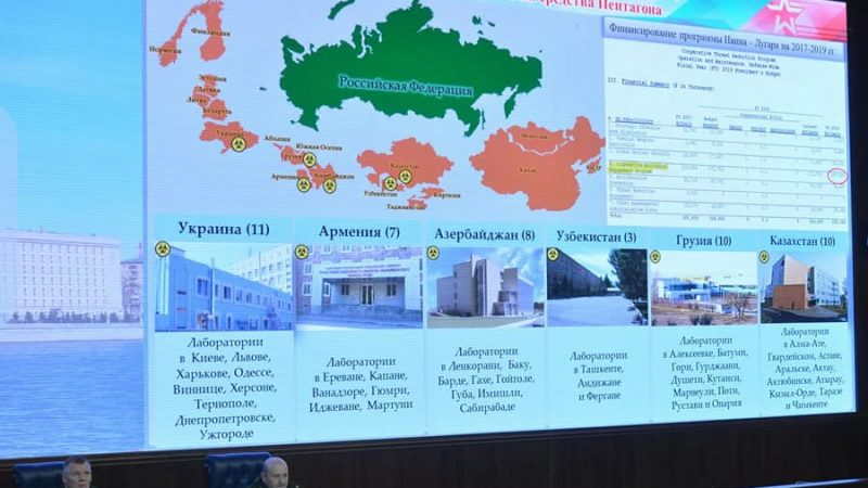 Kazakhstan fends off allegations it is developing biological weapons
