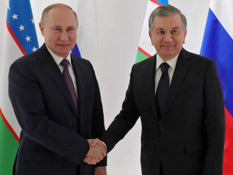 Uzbekistan Pushes Back Against Russian Criticism Over Language Policy Euractiv Com