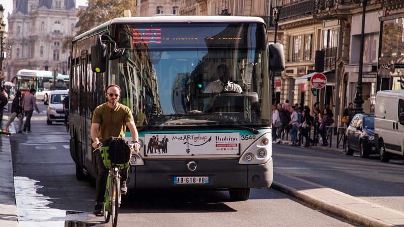 Four cities call for multi-billion-euro clean bus fund