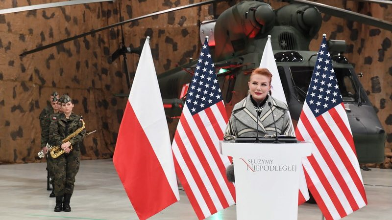 Nuclear Weapons To Poland Irks Russia