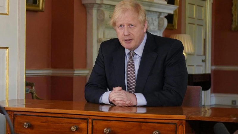 Johnson Eases Uk Lockdown Accused Of Lacking Clarity Euractiv Com