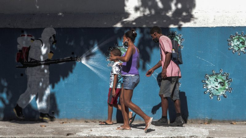 Brazil's COVID-19 cases 'much higher' than reports