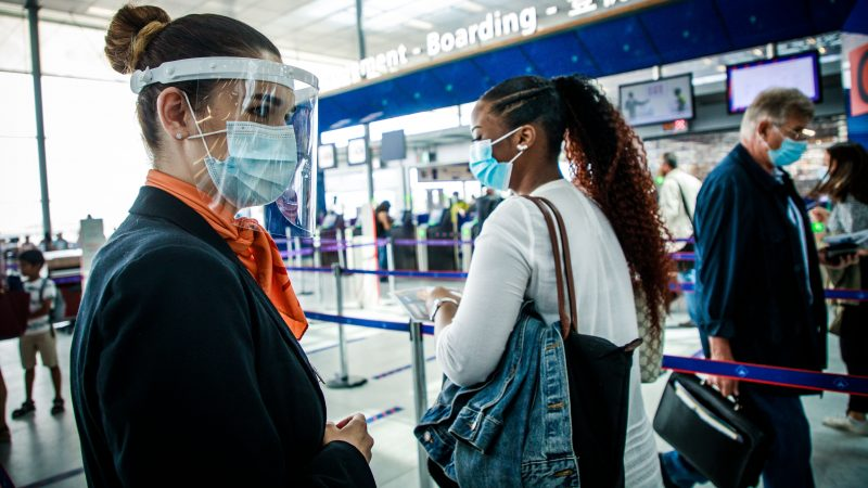 European Union  restricts visitors from United States  due to coronavirus resurgence