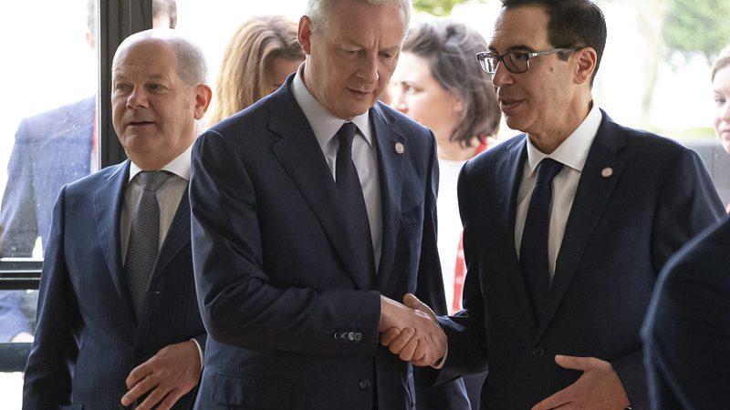 France slams 'provocation' as USA halts digital tax talks