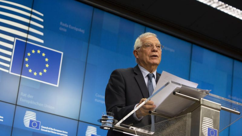 EU to coordinate request for NATO's participation in Libya mission