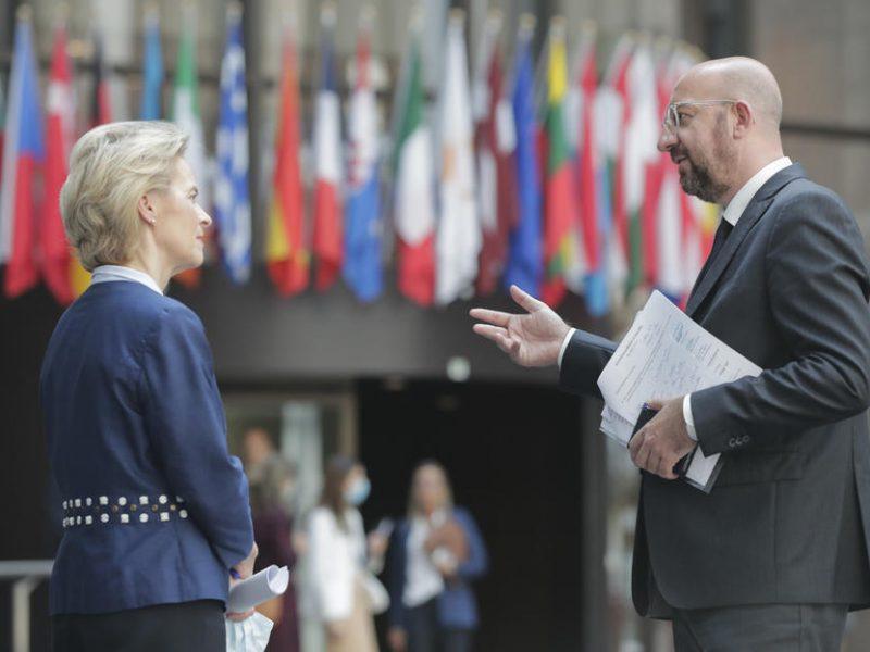 Merkel warns of possible European Union  summit failure