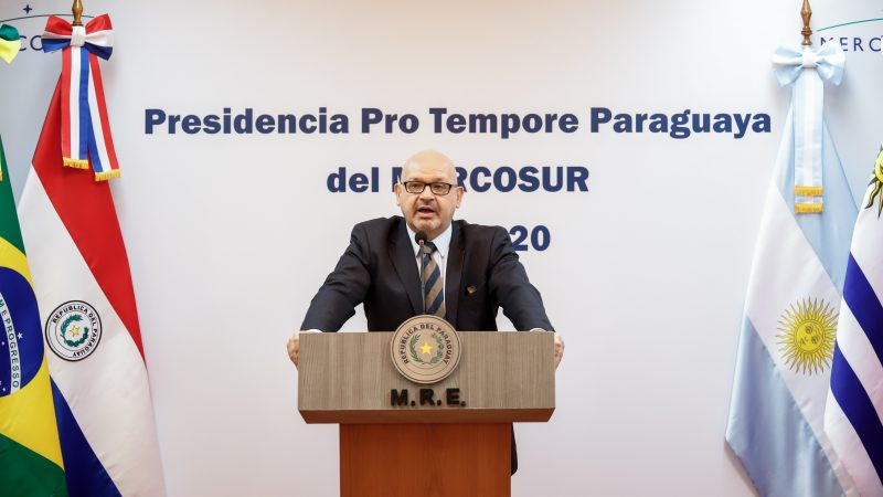 EU-Mercosur agreement to be signed by end of...