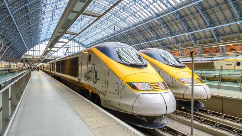 Dutch sign Eurostar treaty, reducing London journey time