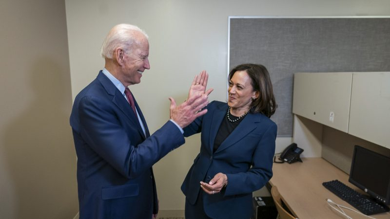 Democrat Joe Biden Chooses Senator Kamala Harris For White House Running Mate Euractiv Com