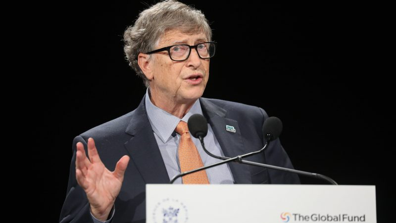 Bill Gates' nuclear venture plans small reactors to complement solar, wind power