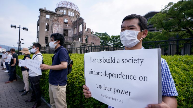 Hiroshima marks 75 years since atomic bombing in...