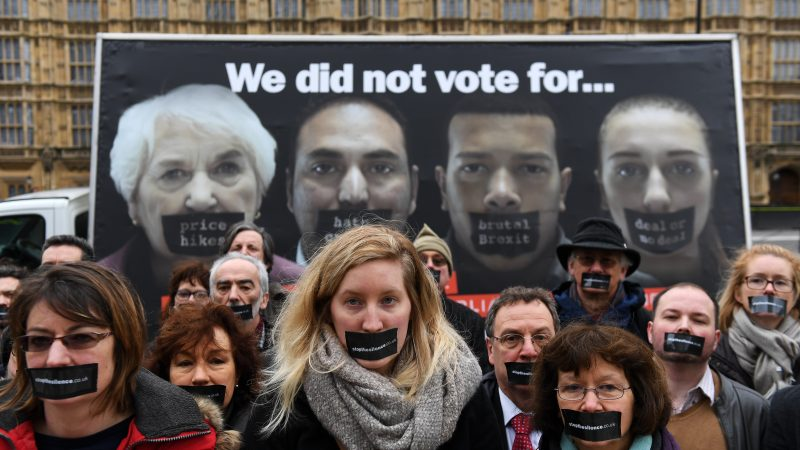 Britain tightens online campaigning rules to fend off foreign influence