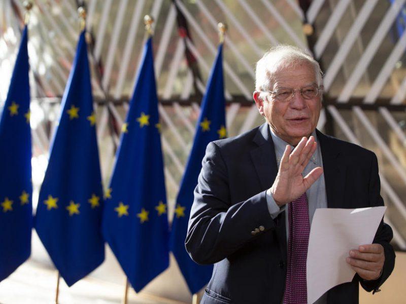 PREKINITE OPASNU SPIRALU KONFRONTACIJE! Borrell: Neprihvatljive Erdoganove riječi upućene Macronu