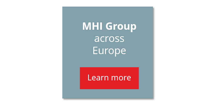 Mitsubishi Heavy Industries Group in Europe