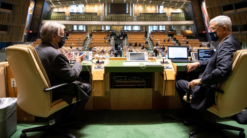 CM Nitish Kumar Shares Bihar's Sustainable Development Efforts at UN Climate Roundtable
