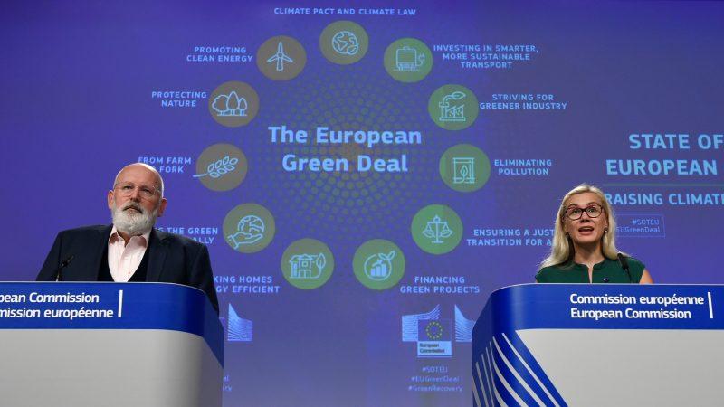 Europe's new climate plan heralds energy 'transformation' – EURACTIV.com