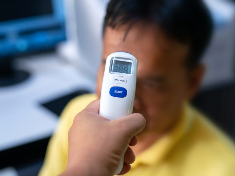 EU data protection chief warns against coronavirus body temperature checks across EU institutions.