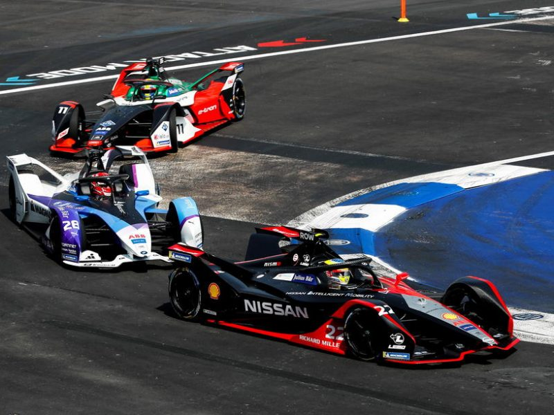 E-racing first motorsport to go carbon-neutral – EURACTIV.com