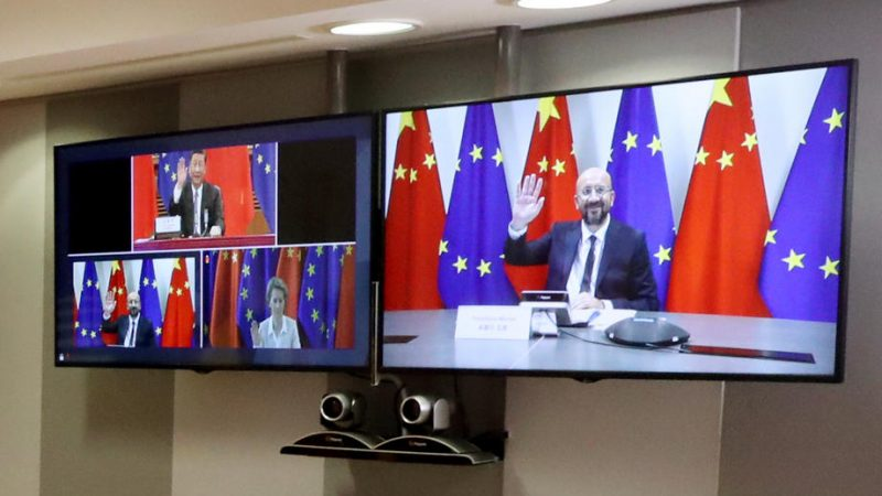 EU, China Sign Food Protection Deal Ahead Of Challenging Summit
