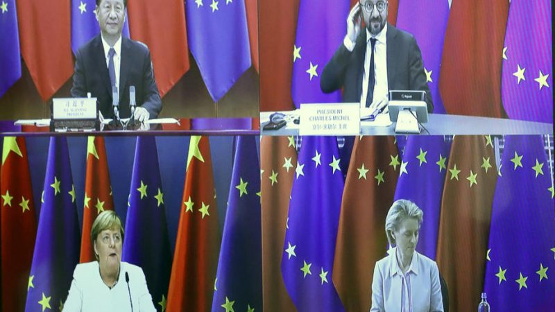EU, China to hold talks on blocked investment deal