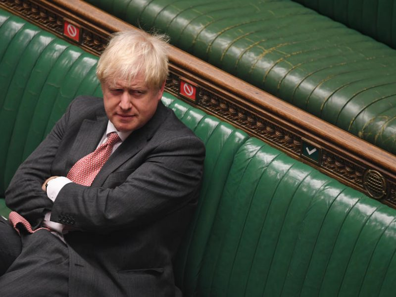 How much does USA pressure over Brexit hurt Boris Johnson?
