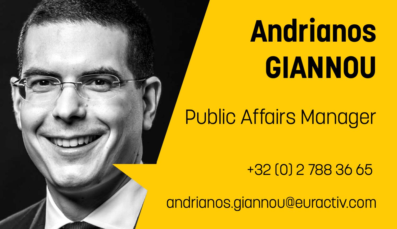 Andrianos Giannou