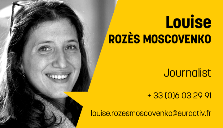 Louise Moscovenko
