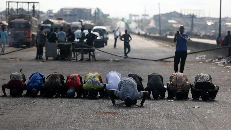 Buhari Meets Obasanjo, Jonathan, Gowon, Others Amid #EndSARS Protests