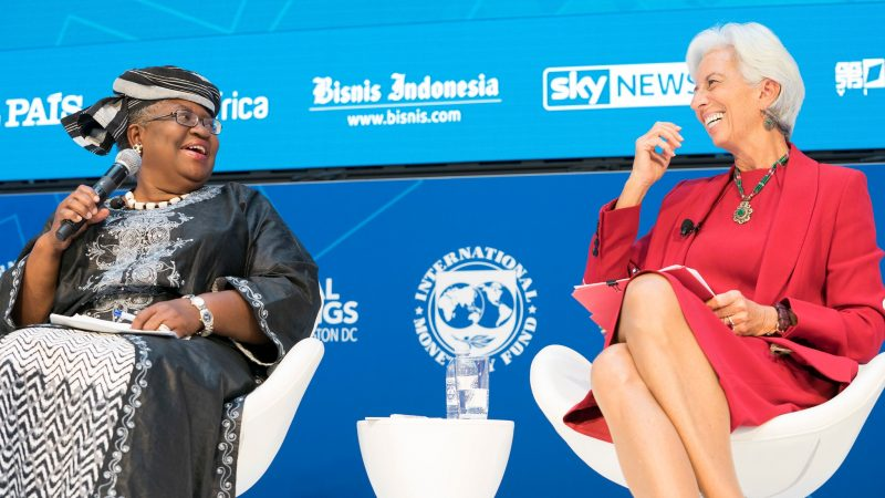 WTO: Uncertainty as USA  rejects Okonjo-Iweala appointment