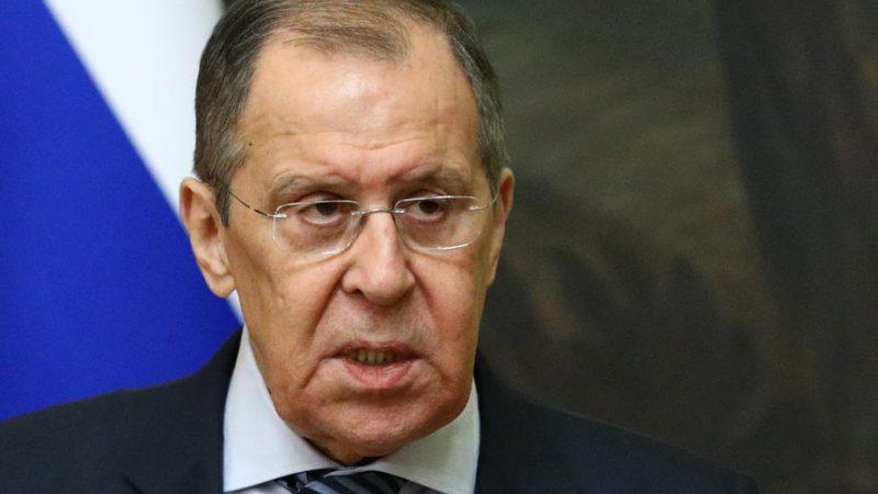 Lavrov self-isolates, postpones visits to Belgrade and Sarajevo – EURACTIV.com