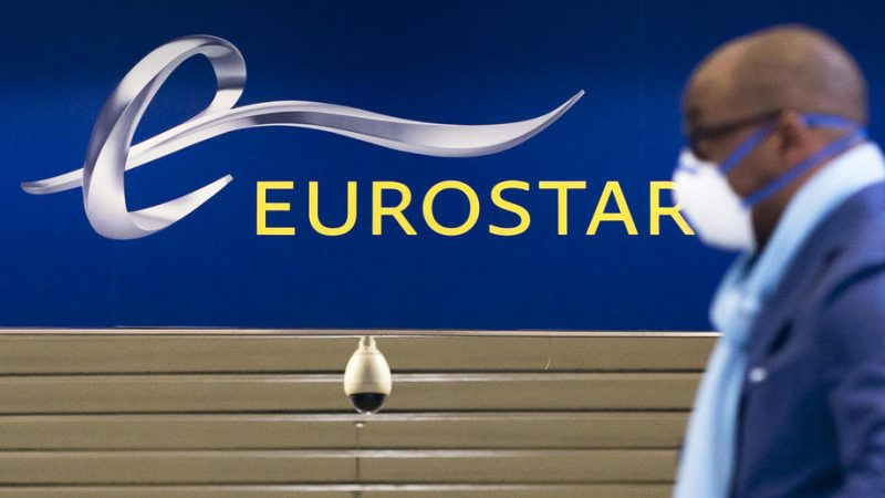 Eurostar's Amsterdam odyssey kicks off to little fanfare