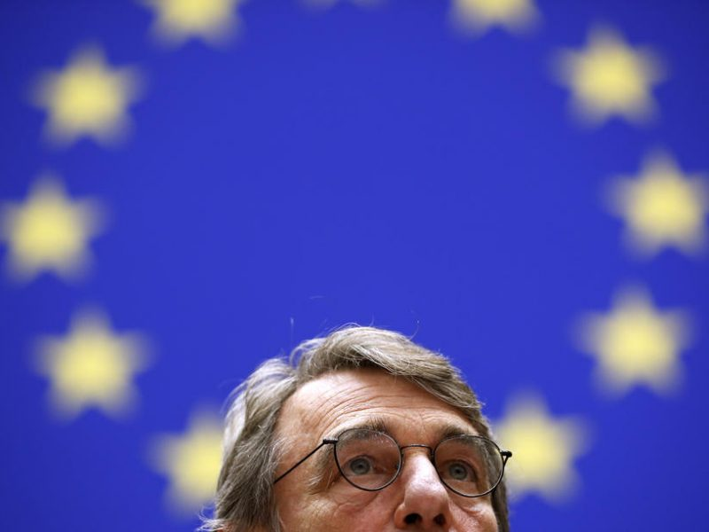 EU's von der Leyen undergoes 2nd self-isolation in two weeks