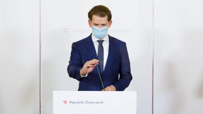 Austria To Enter Partial November Lockdown Euractiv Com
