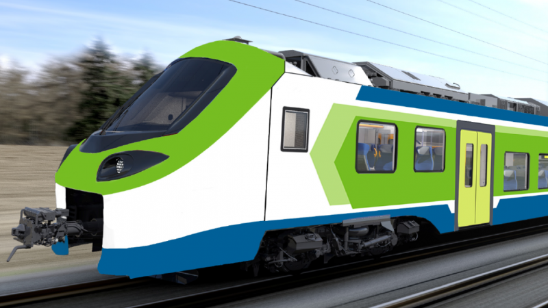 Italian and German trains hitch up to hydrogen bandwagon