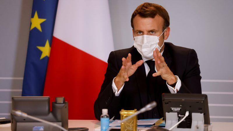 Macron urges 'rapid and coordinated' European response to terror