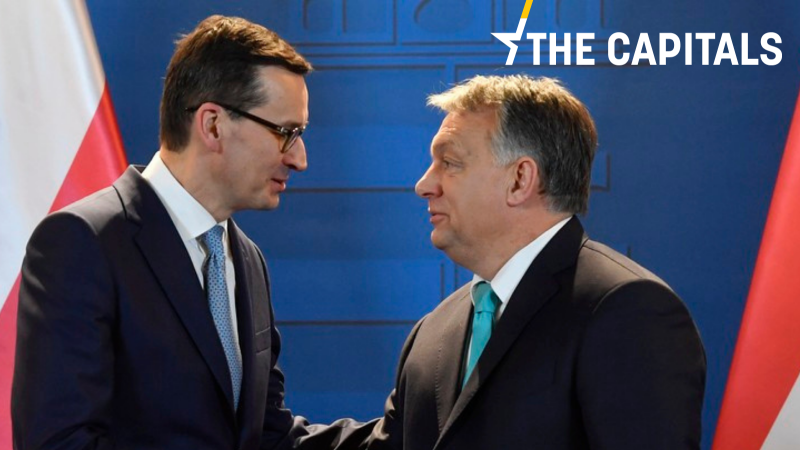 Poland and Hungary unite to veto EU budget – EURACTIV.com