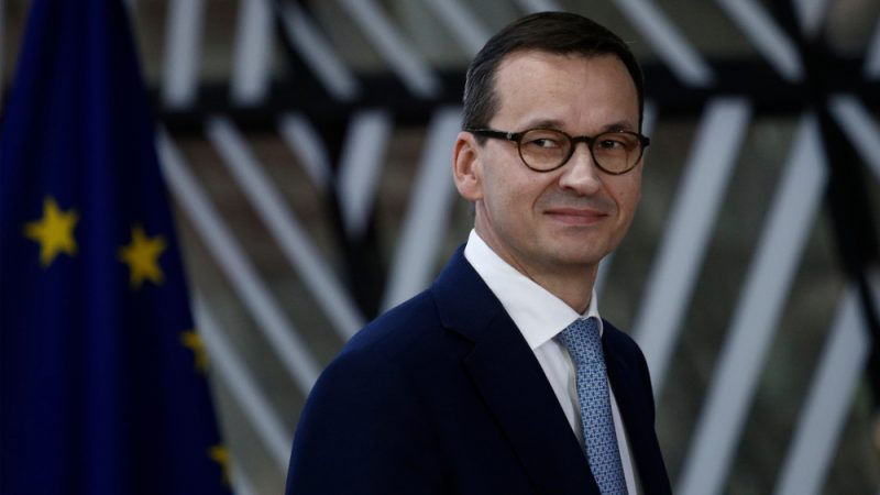 Polish Prime Minister Morawiecki has been attempting to make the case for his country to host the new European Cybersecurity Industrial, Technology and Research Competence Center (ECCC), in a letter sent to EU leaders seen by EURACTIV.