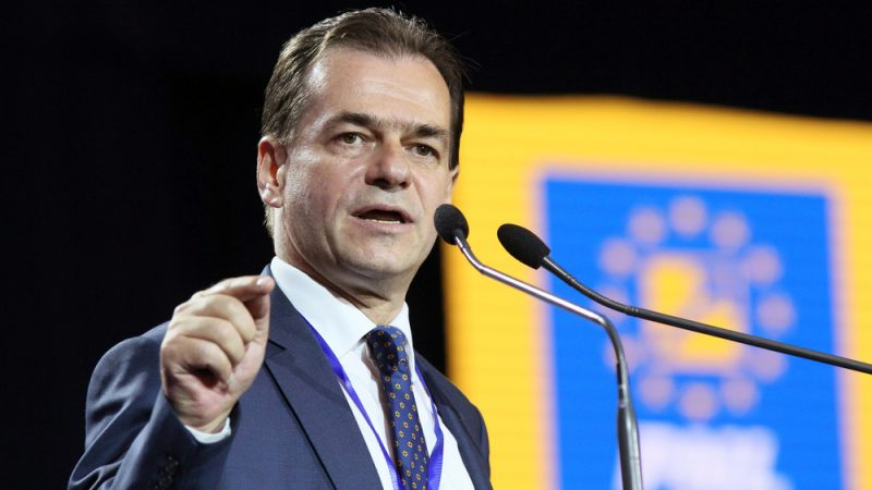 Ludovic Orban is Prime Minister of Romania