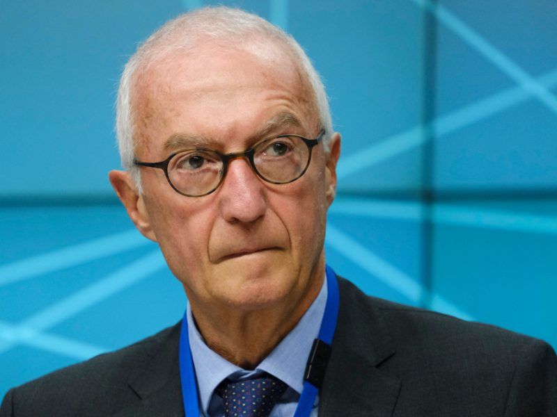 The official, Gilles de Kerchove, made the argument ahead of the European Commission's presentation on December 9 of a proposed Digital Services Act that aims to rein in Big Tech excesses and internet hate speech.