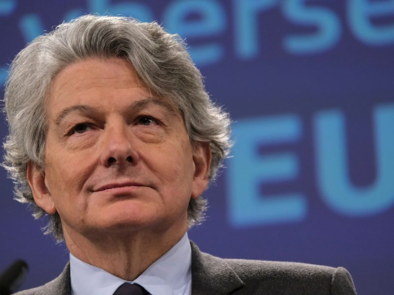 The EU's Internal Market Commissioner Thierry Breton has disclosed details on the forthcoming criteria for the definition of so-called 'gatekeeper platforms' as part of the hotly-anticipated Digital Markets Act, set to be proposed by the EU executive in early December.