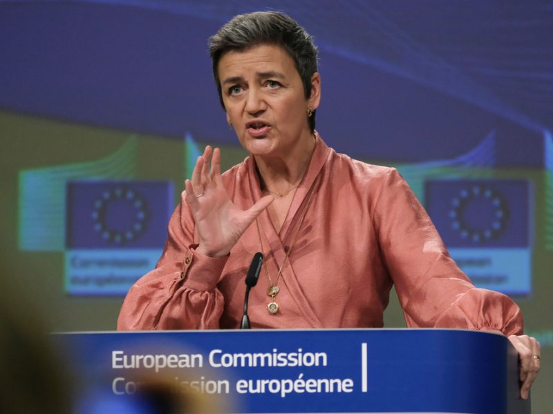 Amazon has violated EU antitrust rules in its use of non-public merchant data, substantiating the platform's dominance in the eCommerce market and marginalizing third-party sellers, the European Commission's Vice President for Digital Margrethe Vestager has said.