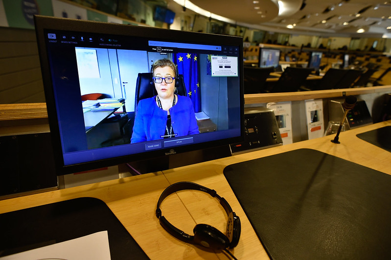 The COVID-19 crisis has brought the need for digitalization of justice to the forefront, says Salla Saastamoinen.