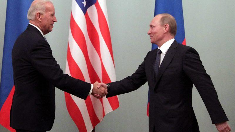 Joe Biden Doesn't Regret Calling Putin