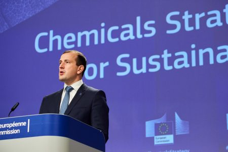 Chemical recycling should be seen as a last resort, EU official says