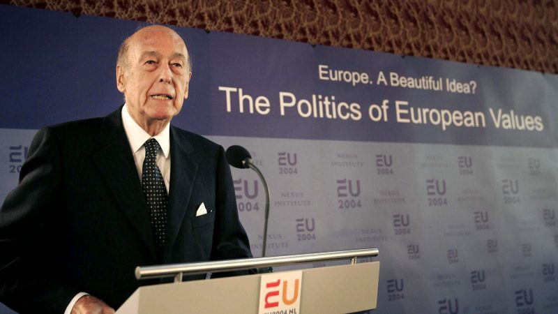 Ex-French president Giscard dEstaing dies of Covid at...